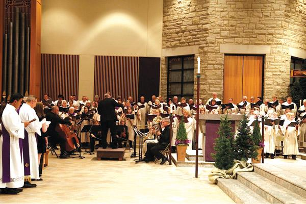 First Christian Church celebrating 60th Christmas Eve Candlelight Service